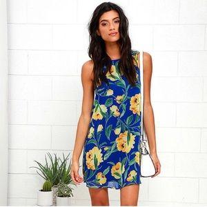 NWT Tobi floral dress